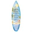 "Full Color 60"" Surfboard POP"