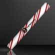 """16"""" Candy Cane LED Cheer Sticks - Blank or imprinted. 16"""" Candy Cane LED Cheer Sticks."""