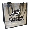 Stadium Tote - Transparent, security friendly tote.