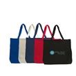 Cotton Canvas Shopping / Beach Tote Bag - 12 Oz. cotton canvas shopping / beach tote.