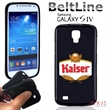 BeltLine case for Samsung Galaxy S4 - Protective and flexible high-quality case for the Samsung Galaxy S4
