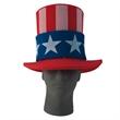 """13"""" Foam USA Hat - 13"""" Foam USA Hat"""