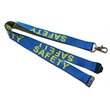 Woven Lanyards with Safety Breakaway