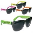 Premium Neon Sunglasses - UV400 coated, premium-quality neon sunglasses.
