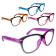 Premium Clear Lens Neon Glasses - Premium neon glasses with a clear lens.