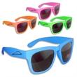 Premium All Neon Sunglasses - All neon, premium sunglasses with UV400 coated lenses.