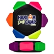 Neon Crayon Wheel with Full Color Decal
