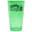 16 oz. Emerald Green Party Pint Mixing Glass - Imprinted colored mixing glasses are perfect for employee appreciation gifts and business marketing.