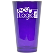 16 oz. Amathyst Purple Party Pint Mixing Glass - Imprinted colored mixing glasses are perfect for employee appreciation gifts and business marketing.