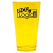 16 oz. Topaz Yellow Colored Party Pint Mixing Glass - Imprinted colored mixing glasses are perfect for employee appreciation gifts and business marketing.