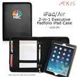 2-in-1 Executive Padfolio iPad Air Case - 2-in-1 Executive Padfolio iPad Air Case