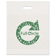 Eco Die Cut 15W x 19H x 3 - Plastic Bag