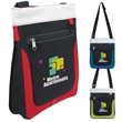 Expandable Carry-All - Expandable Carry-All with zippered main compartment.