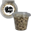 Round Safe-T Fresh Container With Pistachio Nuts