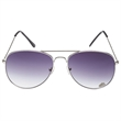 Sunglasses - Aviator style sunglasses.