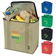KOOZIE (R) Zippered Insulated Grocery Tote