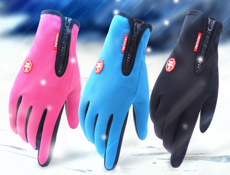 New Waterproof And Touch Screen Gloves