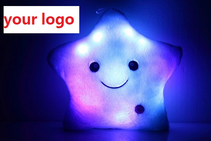 Light Up Pillows With Slow Glow