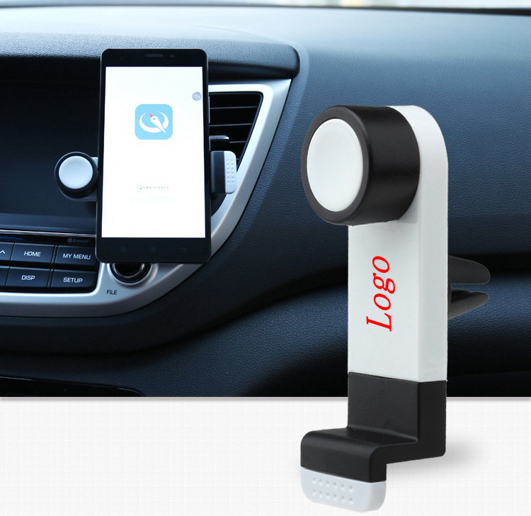 Mini 360 Degree Rotation Car Air Vent Mount Phone Holder