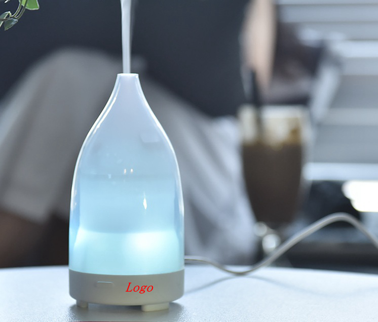 Diffuser Aroma Mist Purifier Air Humidifier With USB