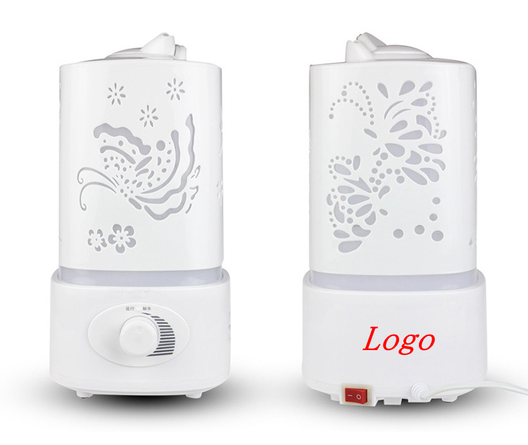 Colorful Aroma Humidifier Air Diffuser Purifier Atomizer