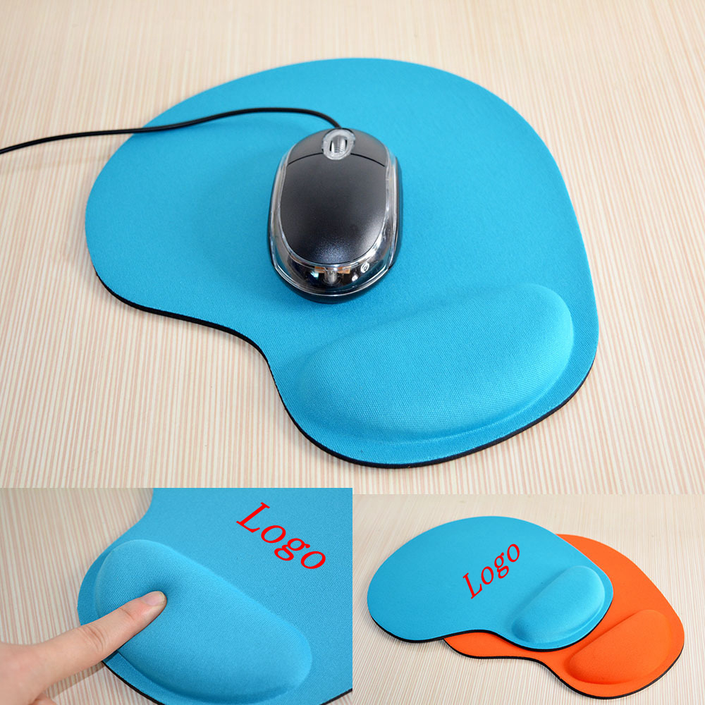 Quality Selection Comfortable Wrist Rest Mouse Pad