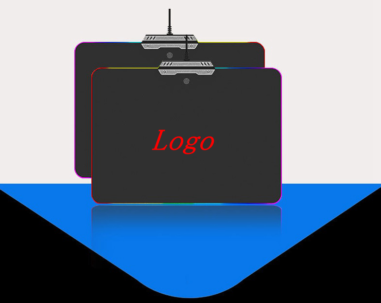 Luminescent Fiber RGB Gaming Large Mouse Pad