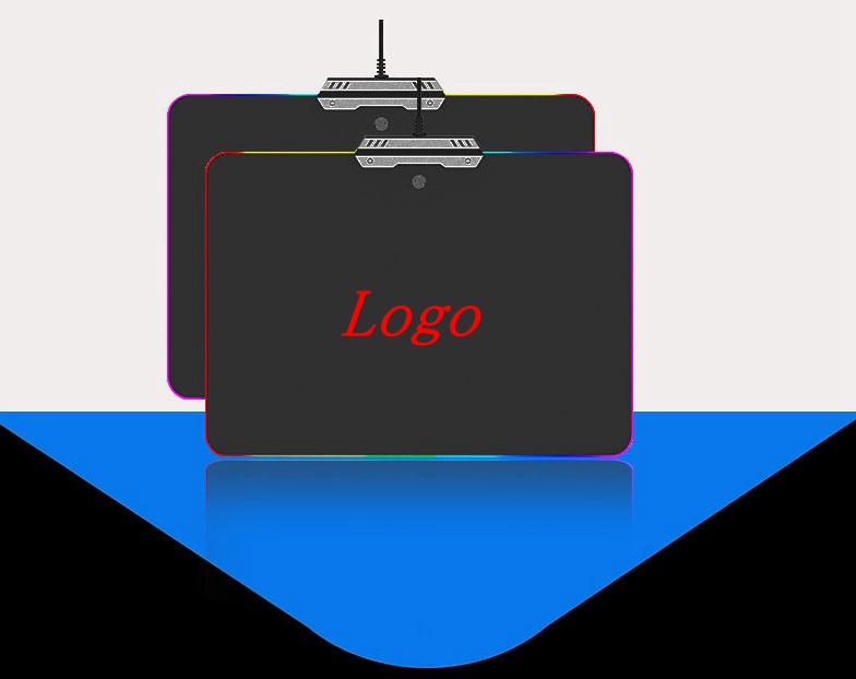 Luminescent Fiber RGB Gaming Large Mouse Pad