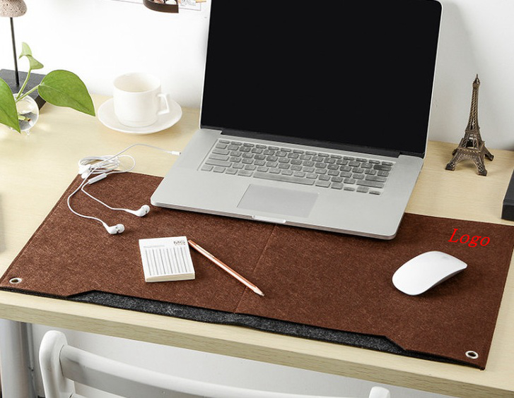 Office Writing Mat Felt Oversized Mouse Pad