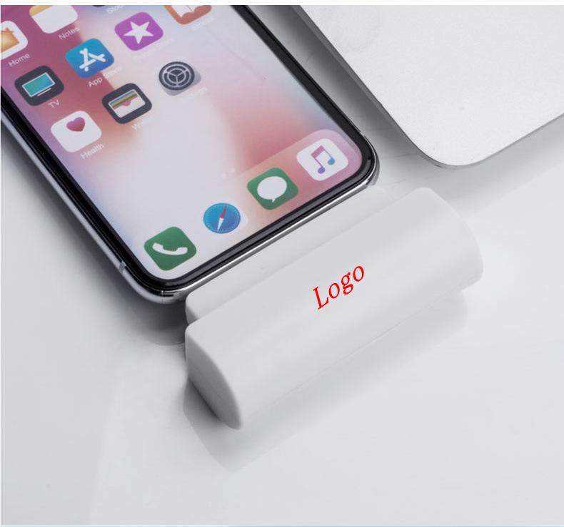 3000mAh Portable Micro USB Charging Mini Power Bank