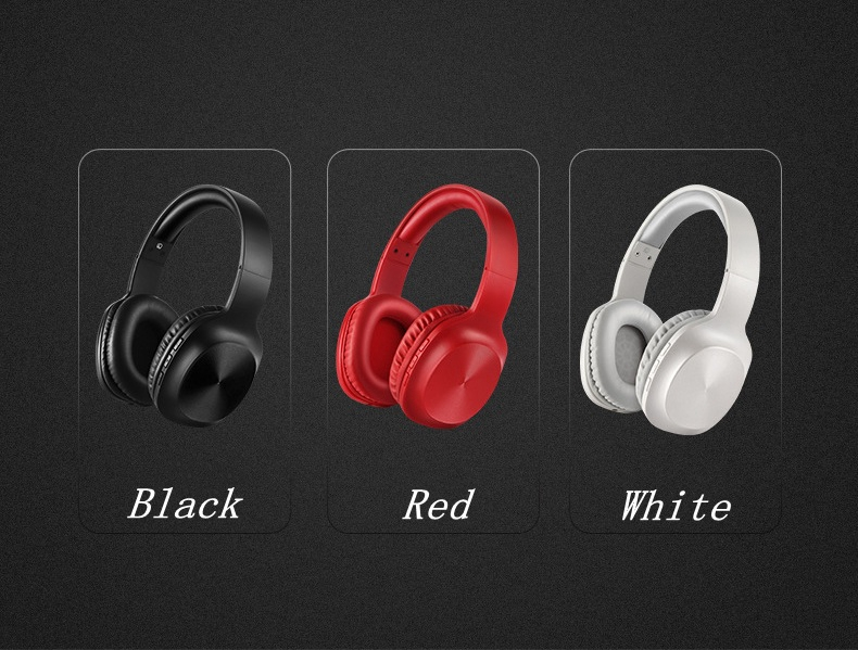 Bluetooth 4.1 Headphones Over Ear Wireless Gaming Headset