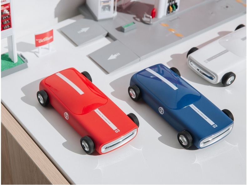 Fast Charging Sports Car Shaped Power Bank 10000mAh