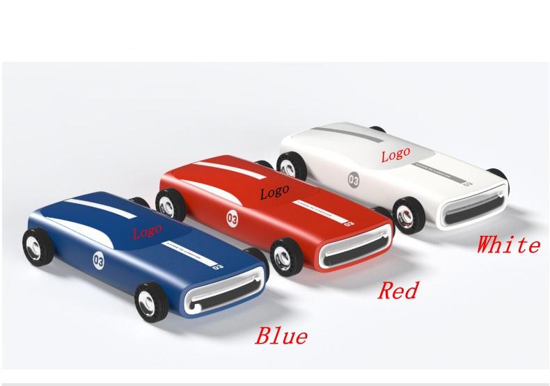 Fast Charging Sports Car Shaped Power Bank 10000mAh