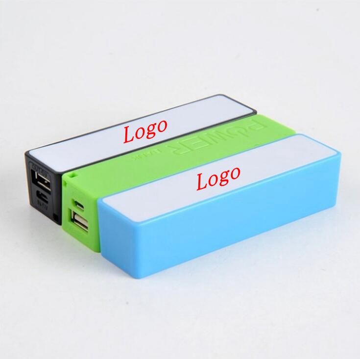 Portable Mini USB Charging Power Bank 2600mAh