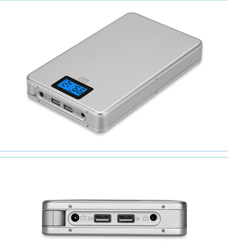 30000mAh High Capacity Laptop Notebook Charger Power Bank