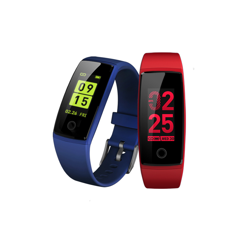 Smart Watch Bluetooth Waterproof Color Screen Smart Bracelet