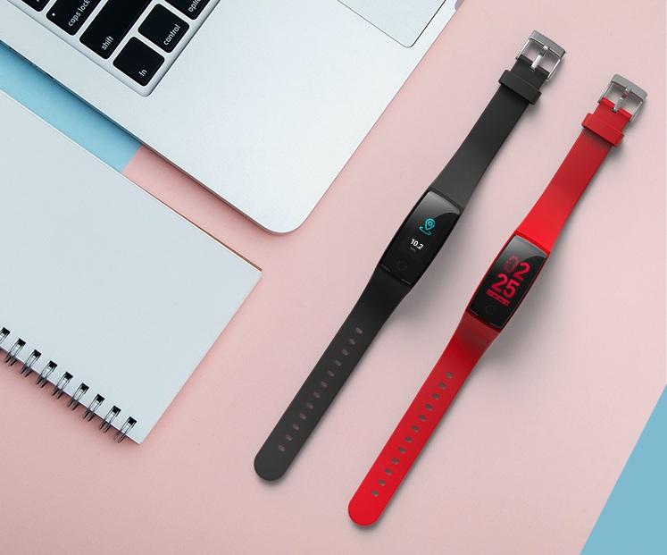 Smart Watch Bluetooth Waterproof Color Screen Smart Bracelet